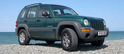 2005 jeep liberty diesel road test review automobile. Black Bedroom Furniture Sets. Home Design Ideas
