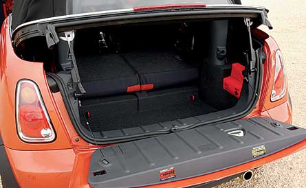 2007 mini cooper convertible road test review. Black Bedroom Furniture Sets. Home Design Ideas