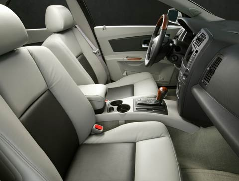 2006 Cadillac CTS Intellichoice Review Automobile Magazine