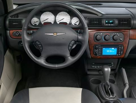 2006 Chrysler Sebring Intellichoice Review Automobile