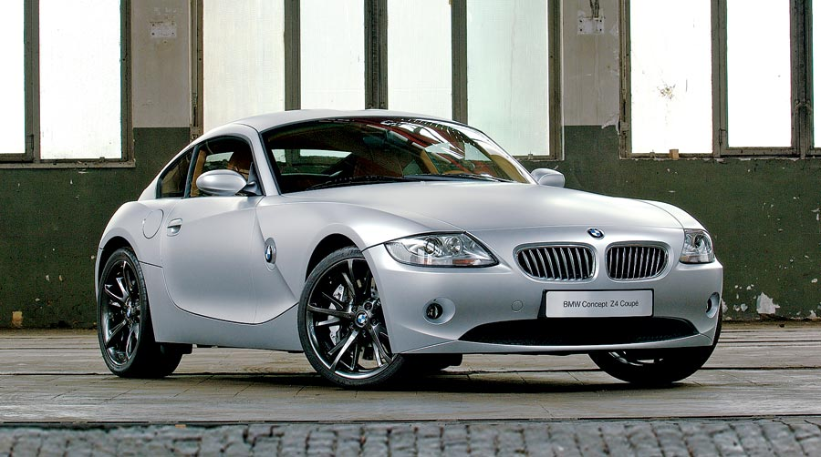 2006 Bmw Z4 Coupe Road Test Amp Review Automobile Magazine