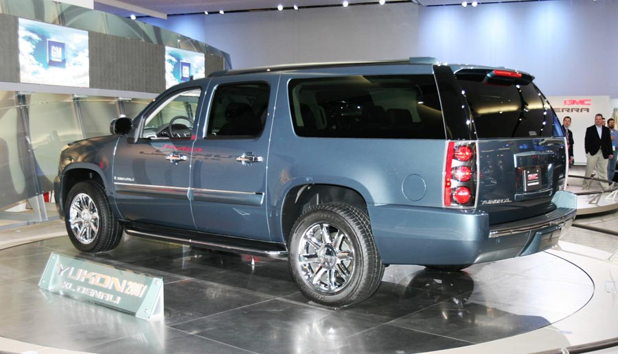 2007 Gmc Yukon Xl And Xl Denali 2006 Detriot Auto Show