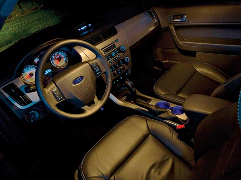 2008 Ford Focus Latest Car Truck And Suv Reviews Automobile Magazine