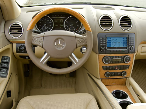 2008 Mercedes-Benz GL550 - Latest News, Features, and Reviews - Automobile Magazine