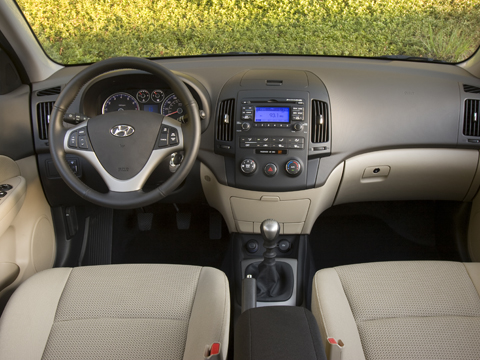 2009 Hyundai Elantra Touring   Latest News, Reviews, And Auto Show Coverage    Automobile Magazine