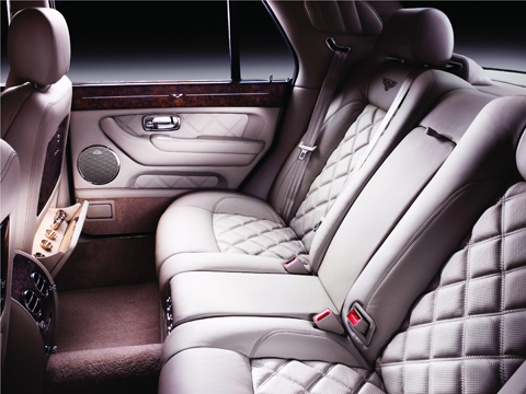 2009 Bentley Arnage Final Series - Bentley Luxury Sedan
