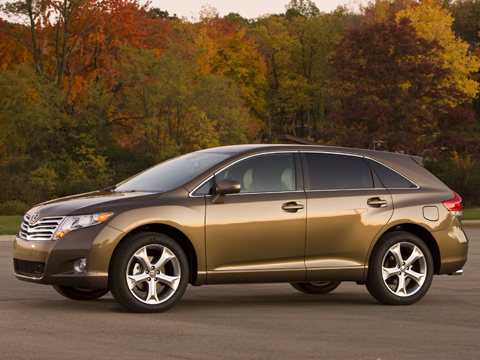 2009 Toyota Venza New Toyota Crossover Suv Review