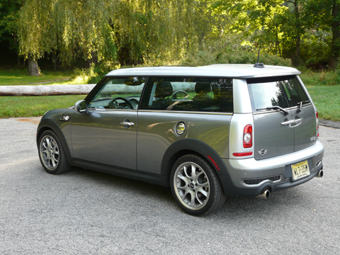 2008 mini cooper s clubman mini cooper compact wagon review automobile magazine. Black Bedroom Furniture Sets. Home Design Ideas