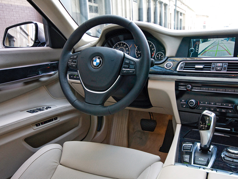2009 Bmw 750li The Subtle Seven Automobile Magazine