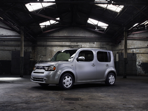 2009 Nissan Cube - Second Generation Nissan Cube First ...