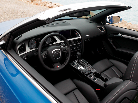 2010 Audi S5 Cabriolet Audi Luxury Sport Convertible Review