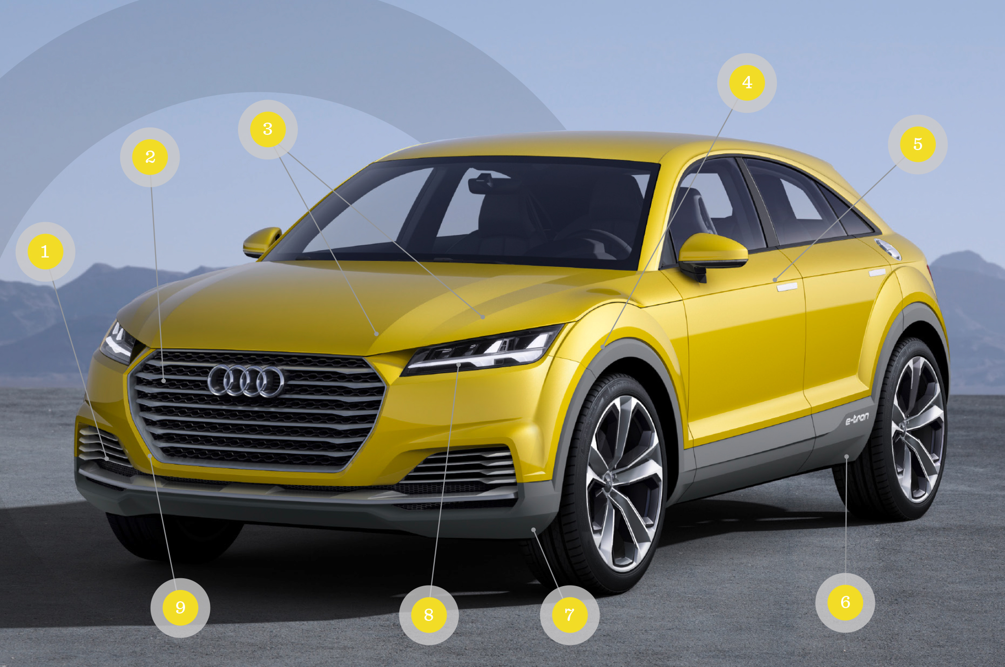 By Design Audi TT froad Concept