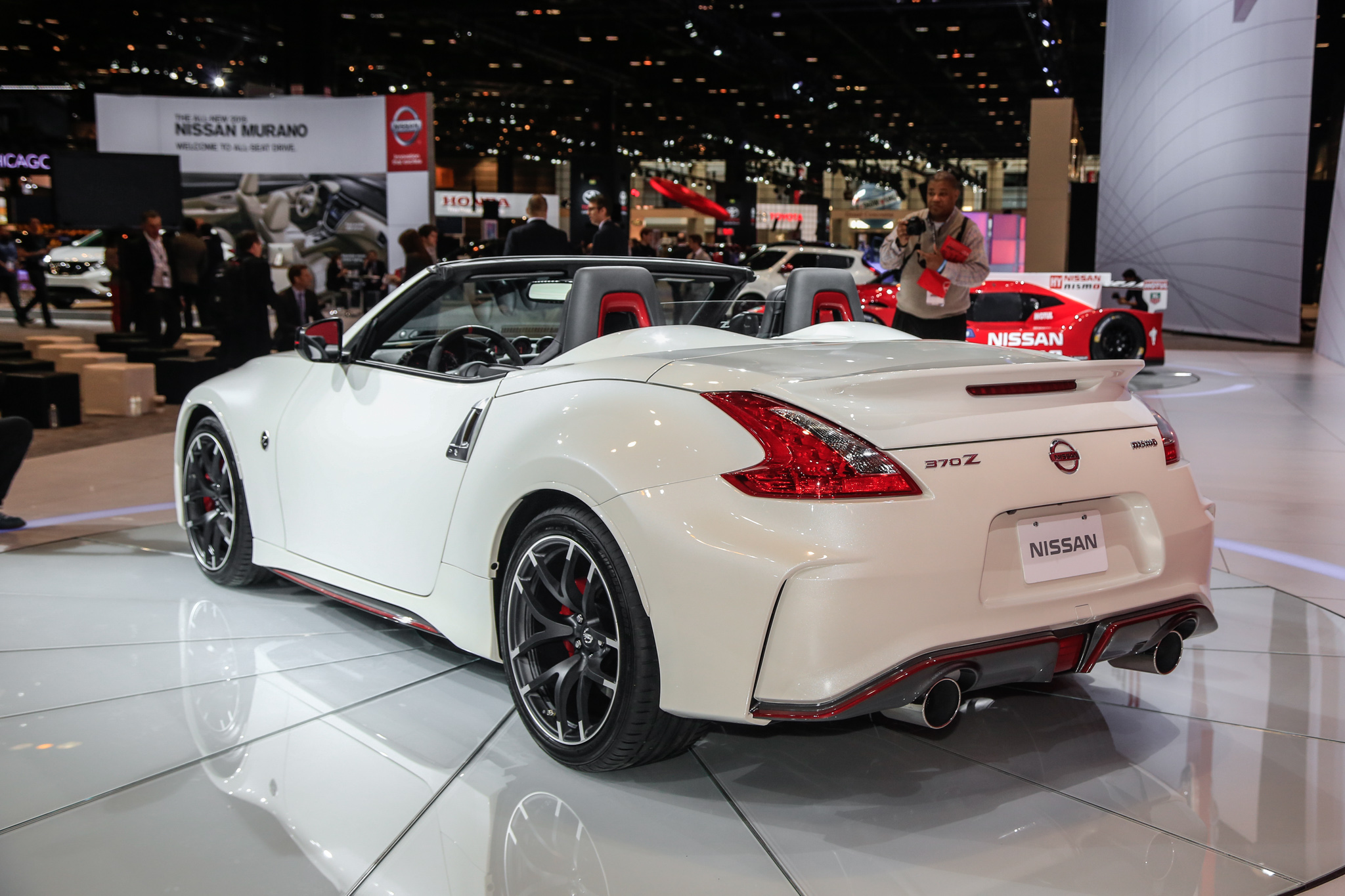 Nissan z Roadster Features and Specs Nissan Dealership