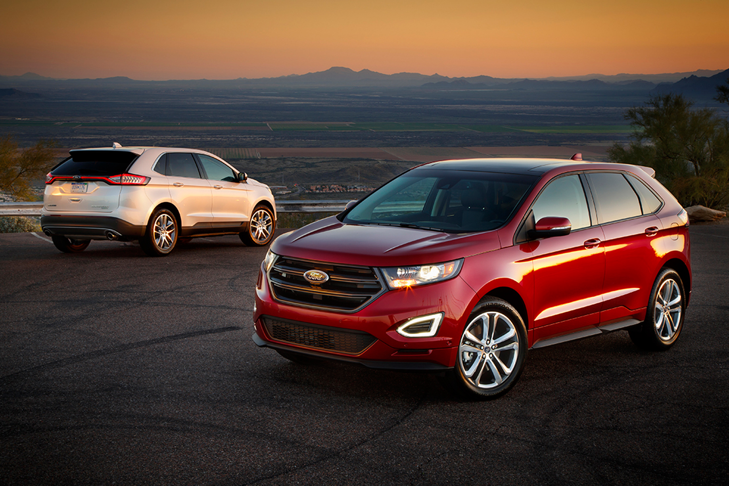 2015 ford edge review