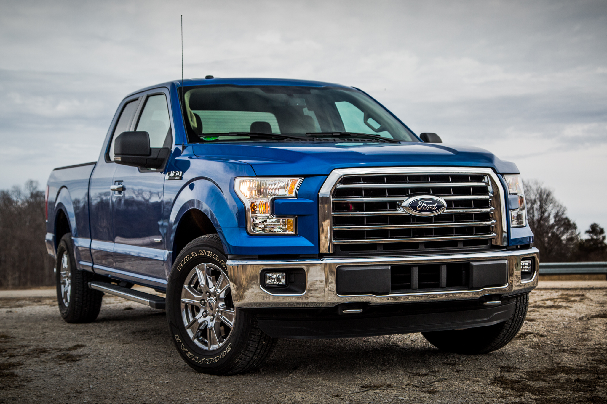 We have a deep appreciation of the technology behind the 2015 ford f 150s aluminum construction and the way the diet allows for smaller more efficient