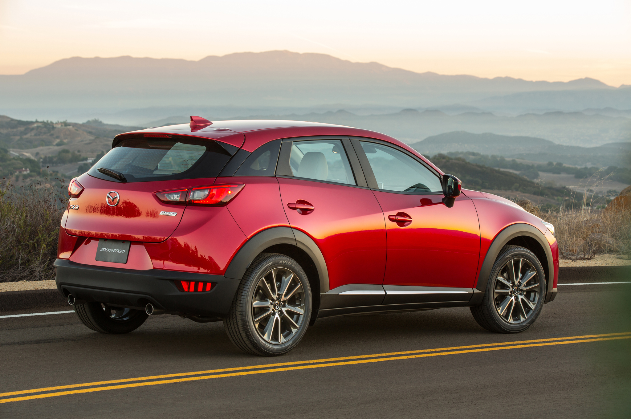 2016 Mazda Cx 3 Review 9 Headlight Wiring Schematic Looks Great Drives