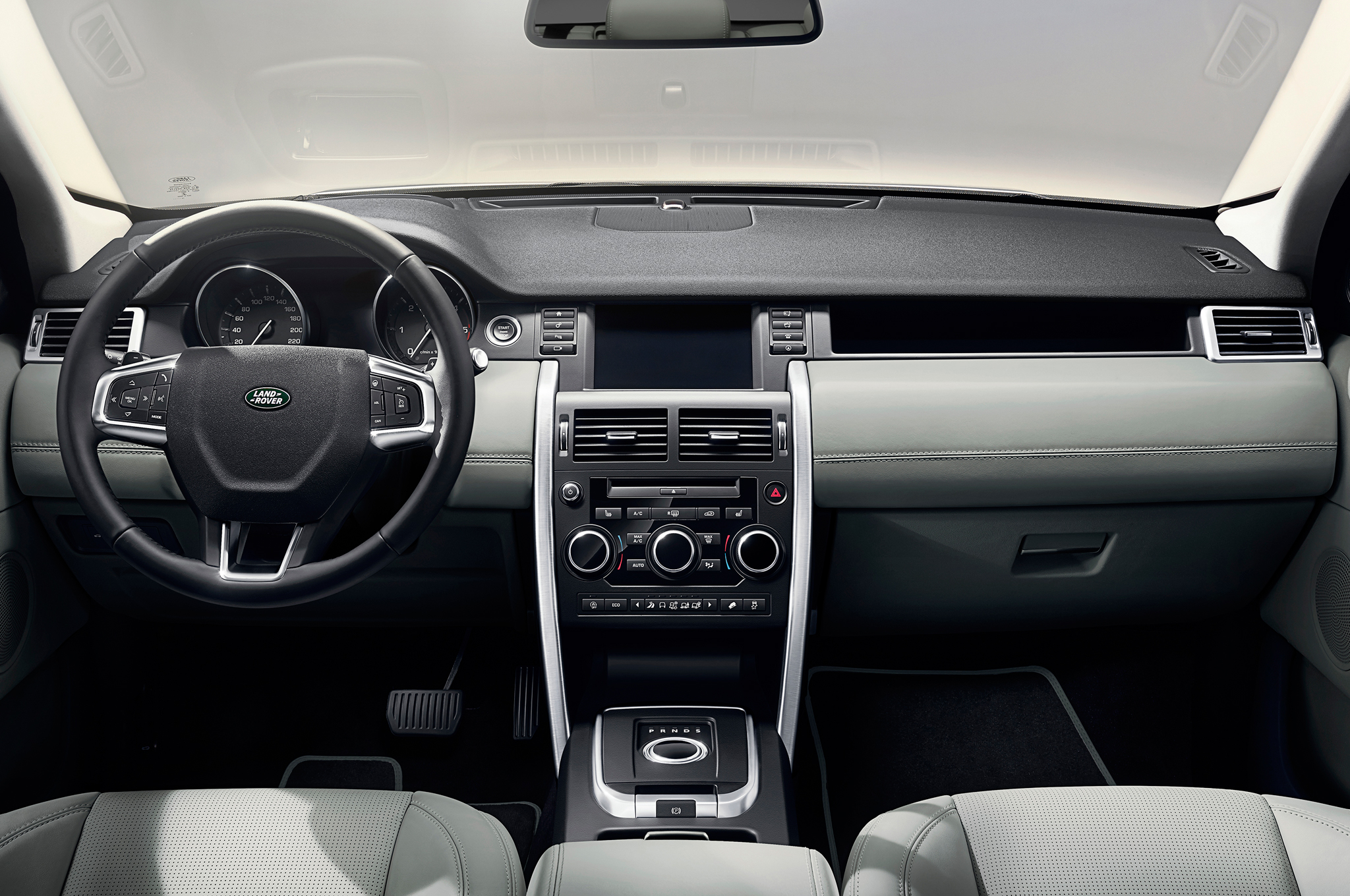 Riding In Comfort The Interior Of The 2015 Land Rover Discovery