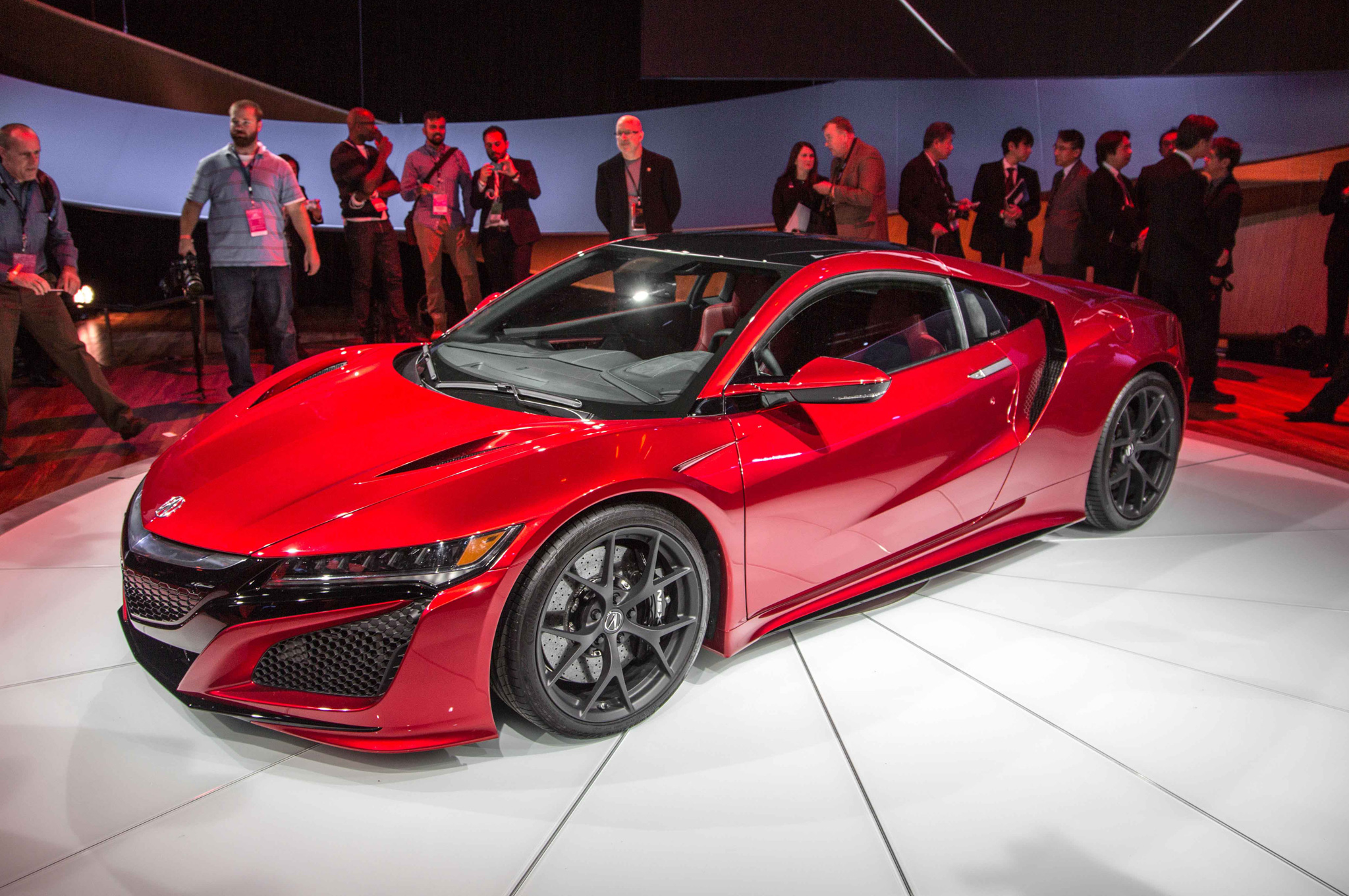Report Acura Deciding Between Gt3 Gte Classes For Nsx Race Car