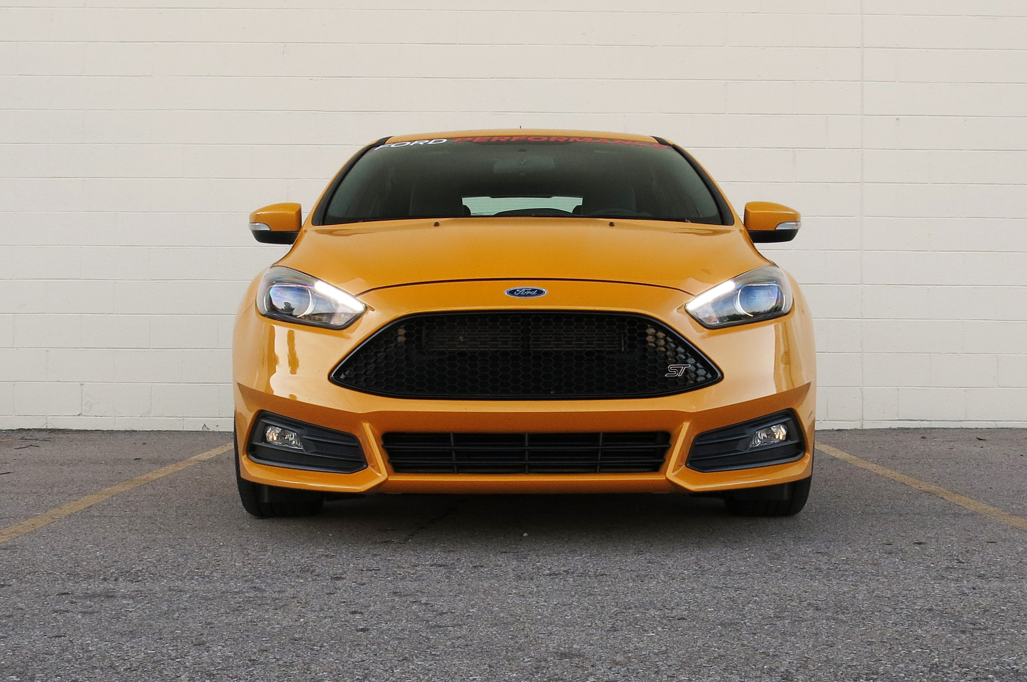 Focus St Parts >> 2015 Ford Focus St With Ford Performance Parts Review