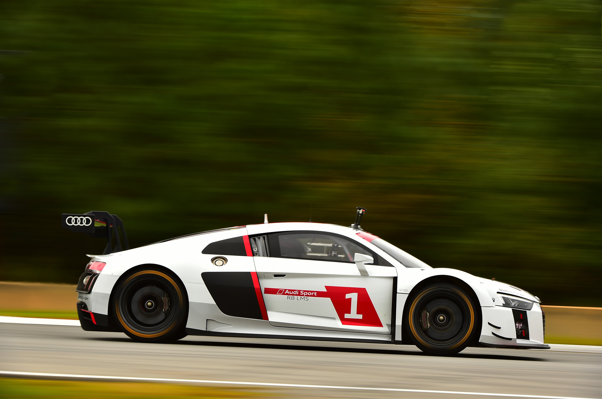2016 Audi R8 Lms Review