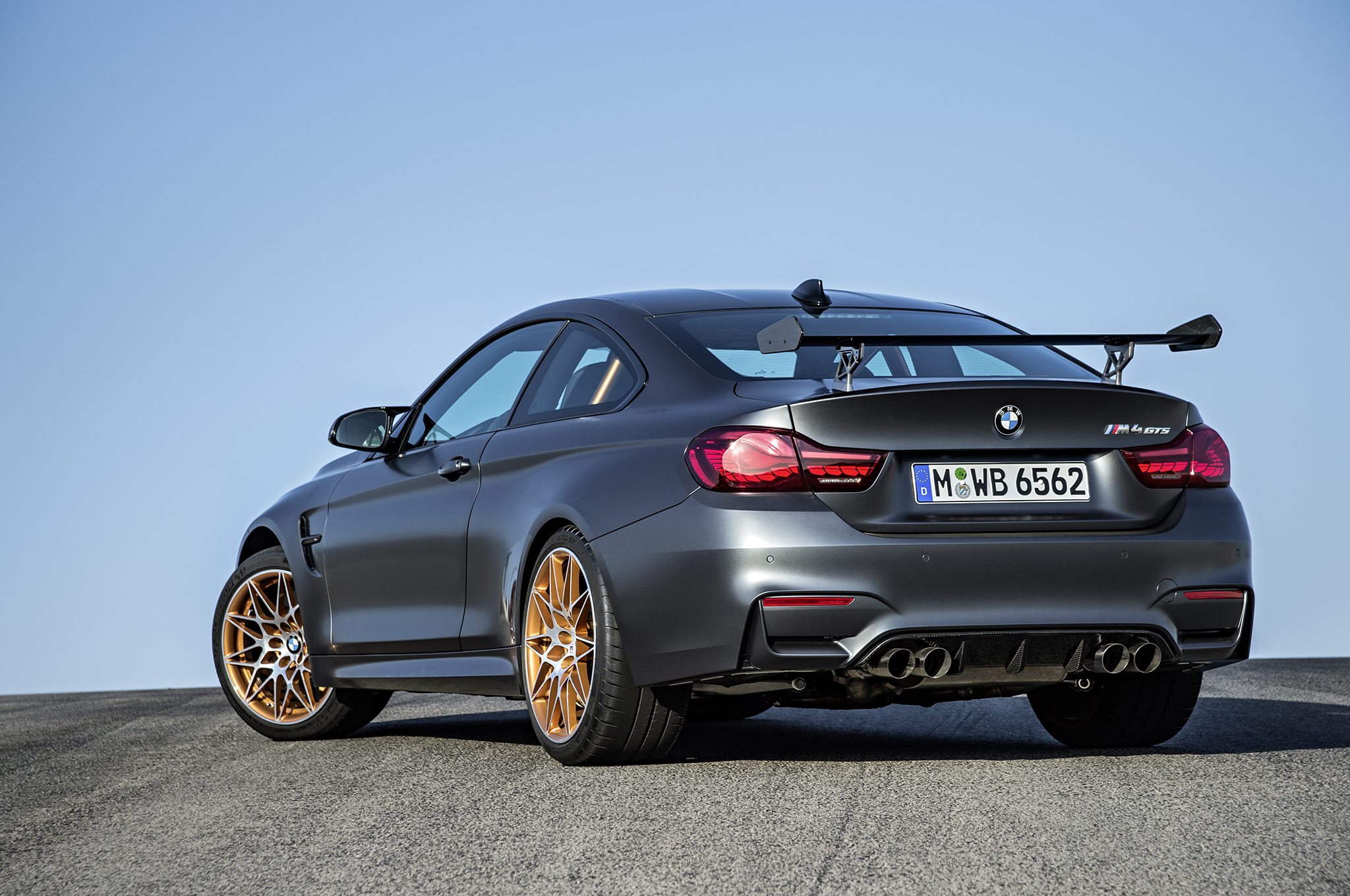 2016 BMW M4 GTS Is ing to the U S with Nearly 500 HP
