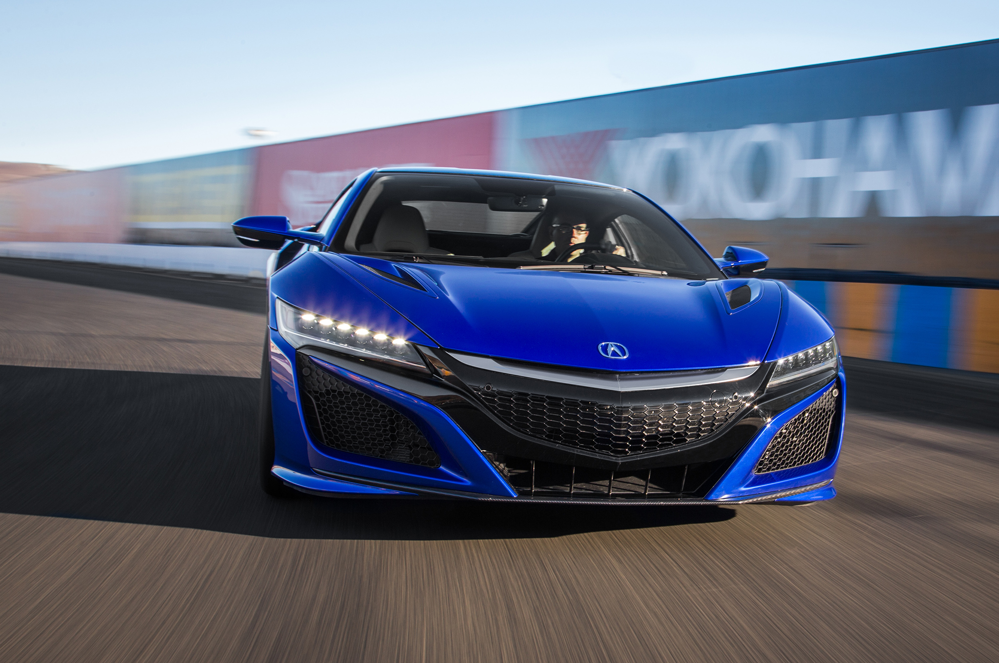 2017 Acura Nsx First Drive Roadtest Review Automobile Magazine