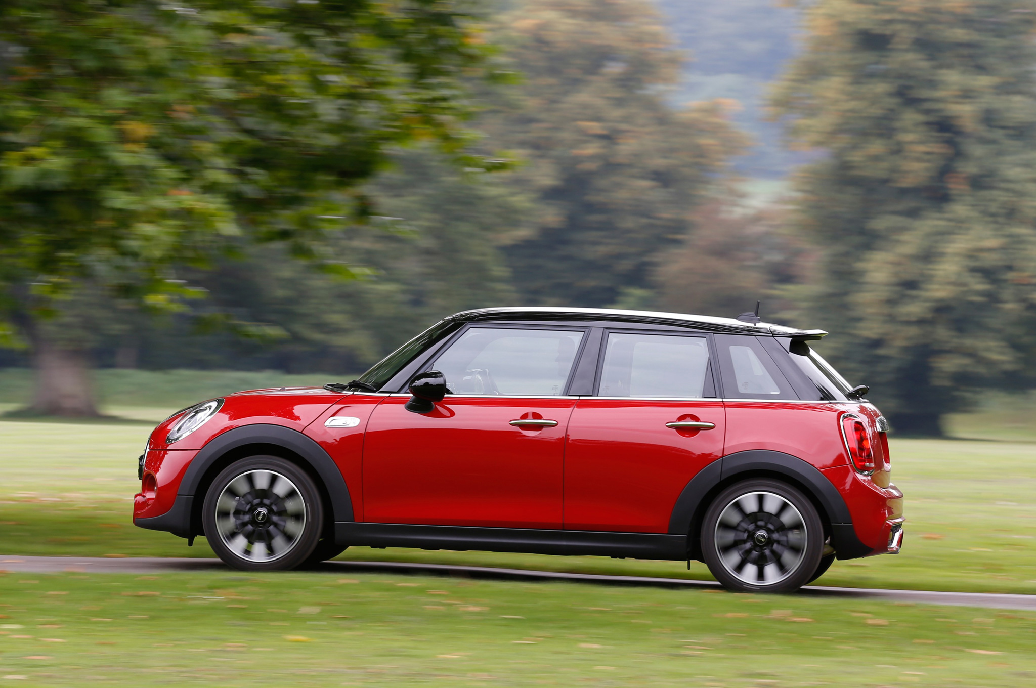 2015 Mini Hardtop 4 Door Cooper S Review