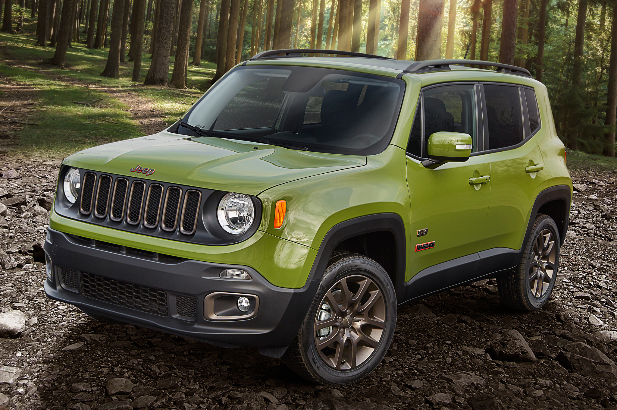 All Jeep Types >> 2016 Jeep Lineup Adds 75th Anniversary Edition For All Models