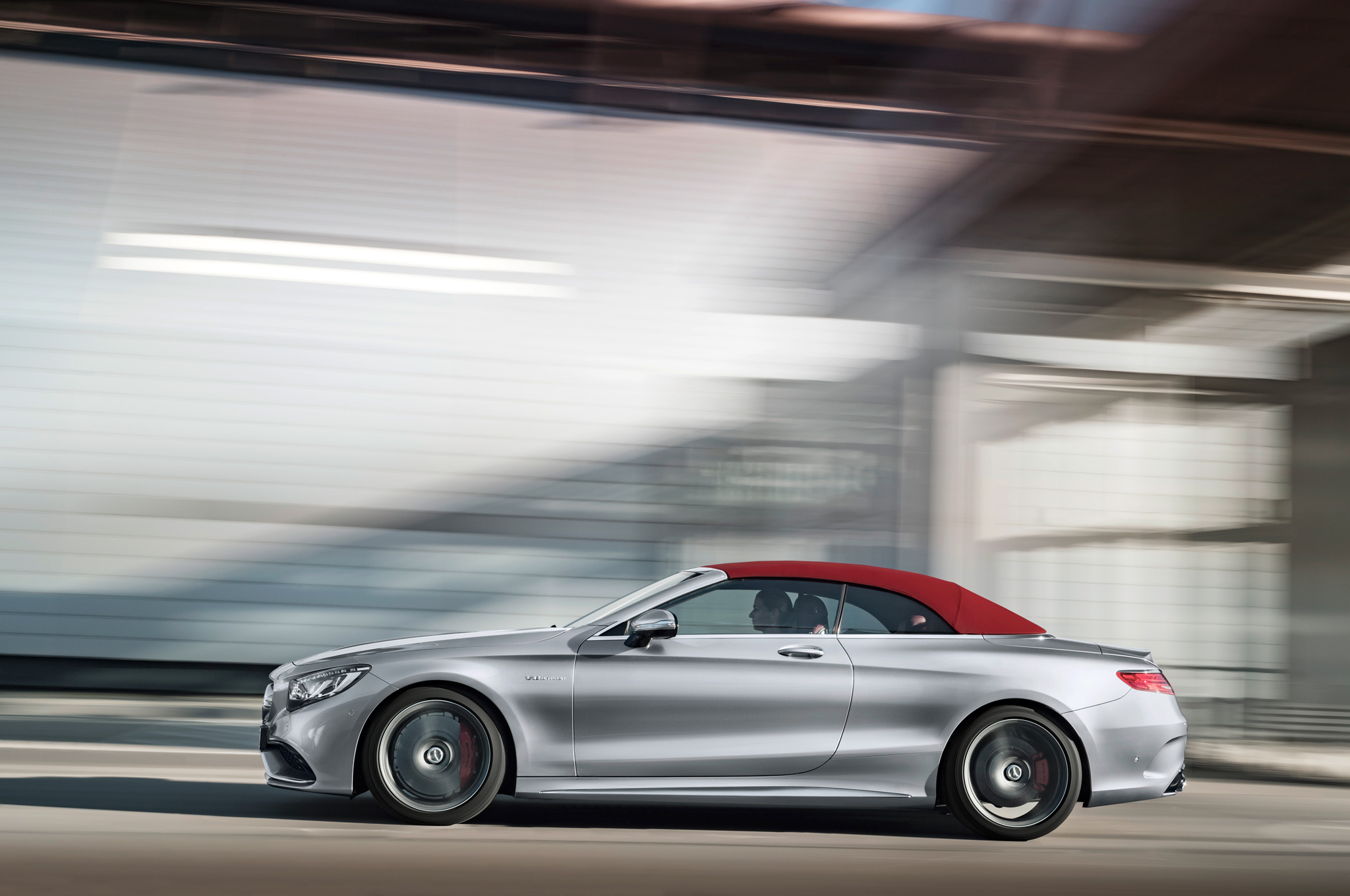 2017 Mercedes Amg S63 Cabriolet Edition 130 Bows In Detroit