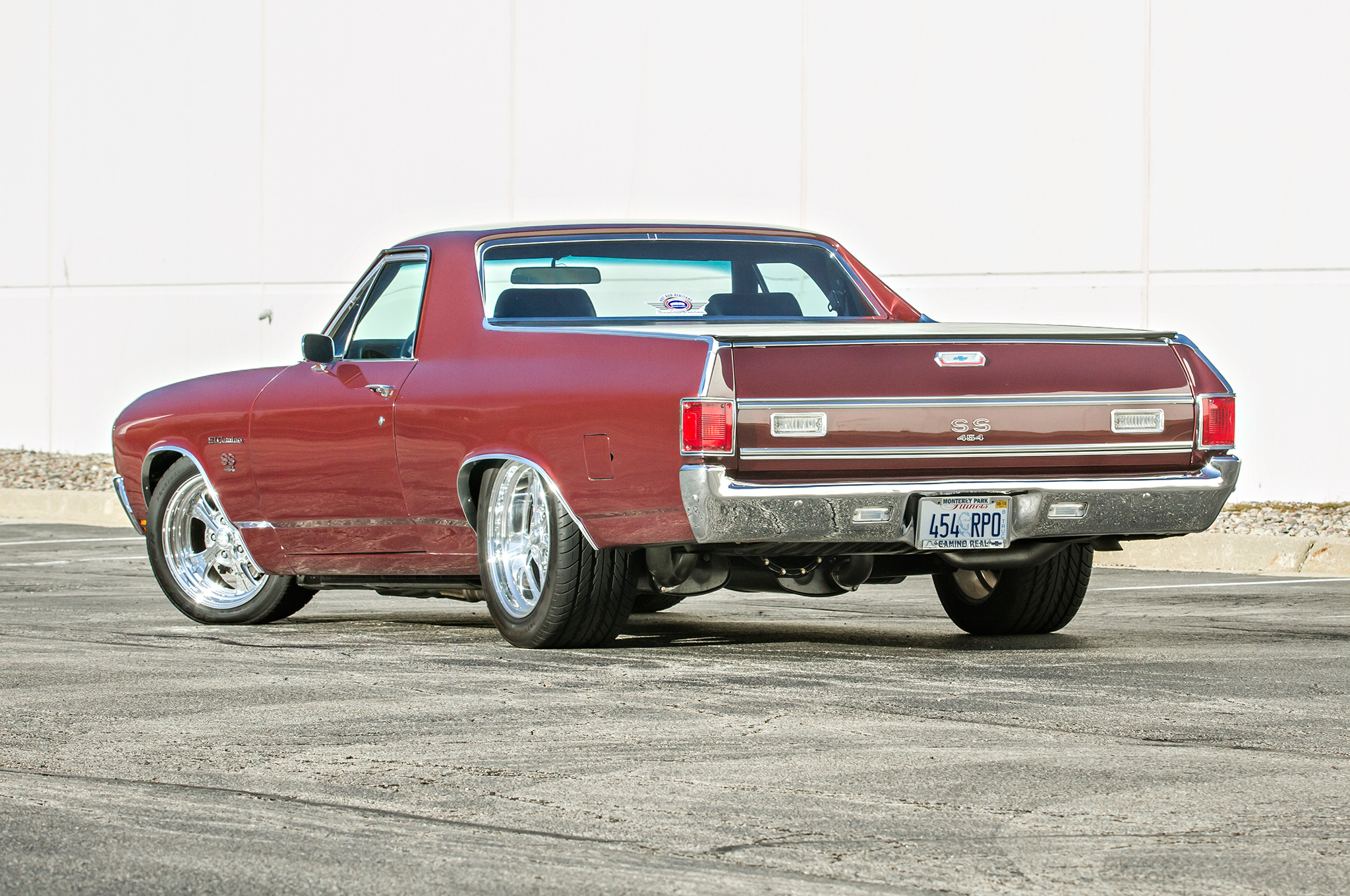 How One Enthusiast Built A 500 Hp 1970 Chevrolet El Camino Ss 1967 Fuse Box