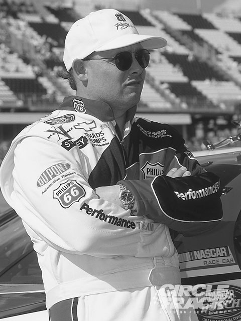 Todd is the youngest of the Bodine bunch and is currently driving in NASCAR Busch Series, Grand National Division.