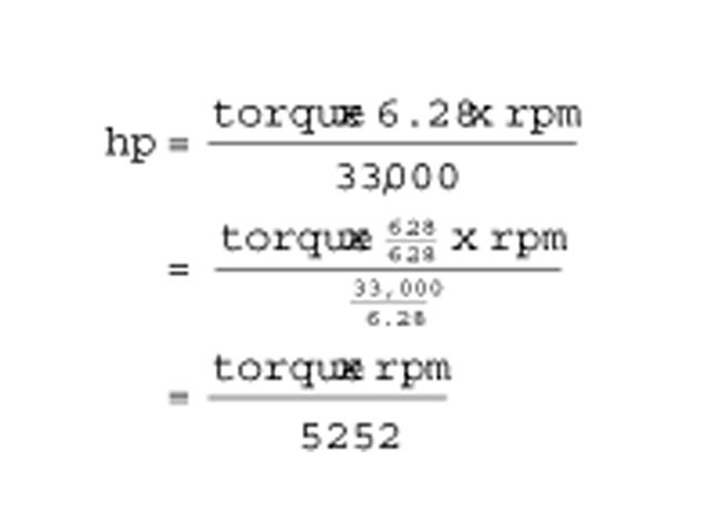 What is torque vs horsepower engine power delivery for How to measure motor torque