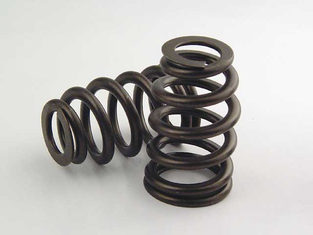 Beehive springs were originally created for restrictor-plate racing, butthe design is so successful that it has made its way to over-the-roadautomobiles. The varying diameter of the coils makes the springresistant to harmonic failures, and the small diameter of the top coilmeans a smaller retainer can be used. Currently, these springs may besuitable in Street Stock-level cars where OEM parts are required, butComp Cams representatives say it won't be long until ovate wire beehivesprings are capable of functioning with the high-lift racing cams inSaturday night engines.