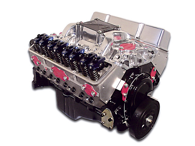 Crate Engine Buyer's Guide - Catalog - Hot Rod Network