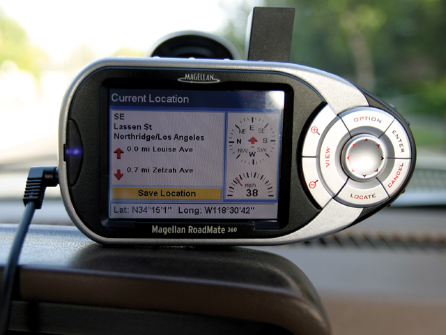 In addition to location, all the good GPS units will also deliver speed, which could be useful for calibrating your speedometer. This beats letting the radar cops do it for you.