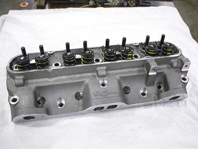 Aluminum Cylinder Heads Add Power For Non Chevy Big Block