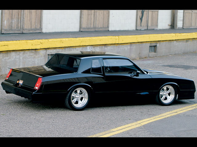 1984 Chevy Monte Carlo - Featured Vehicles - Hot Rod Network