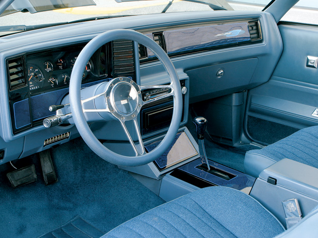 1984 Chevy Monte Carlo Featured Vehicles Hot Rod Network
