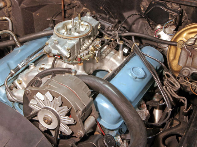 1973 ford truck wiring harness vacuum advance technology distributor and carburator  vacuum advance technology distributor and carburator