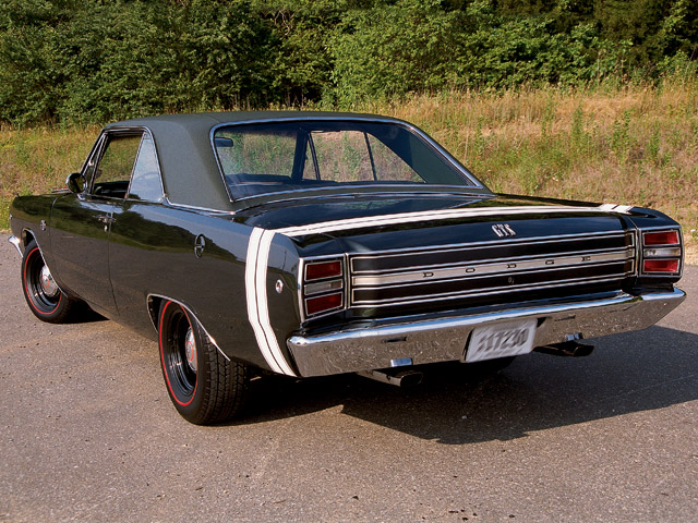 Fred cooks 1968 dodge dart gts hot rod network thecheapjerseys Gallery