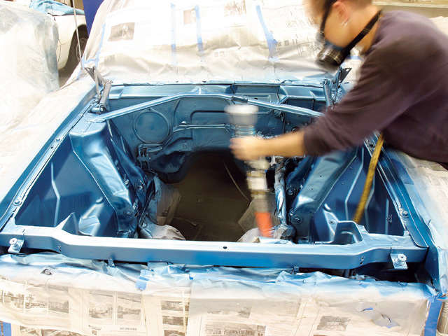 69 vw bug wiring harness engine compartment painting paint your engine bay at  engine compartment painting paint your engine bay at