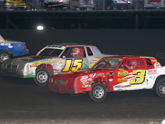 imca racing - ruling the costs of racing