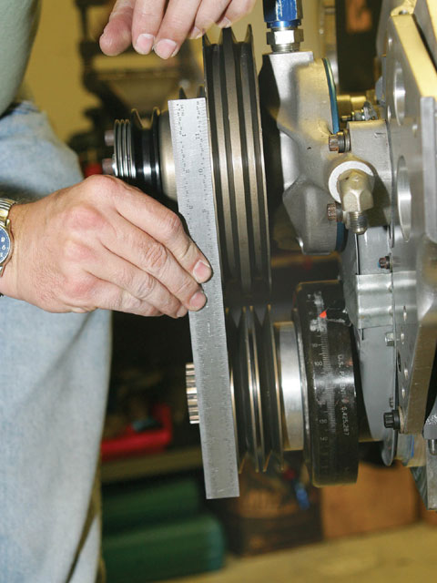 Engine Accessory Drivebelts And Pulleys - Hot Rod Network