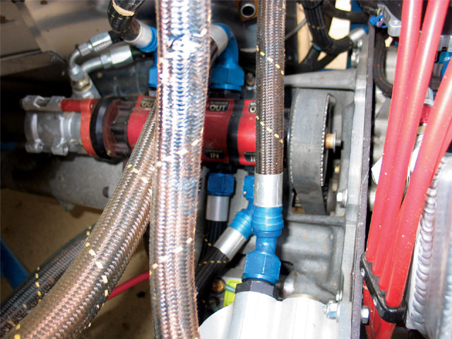All of your belts should be in good condition and properly tensioned, while hoses need to be new or as good as new.