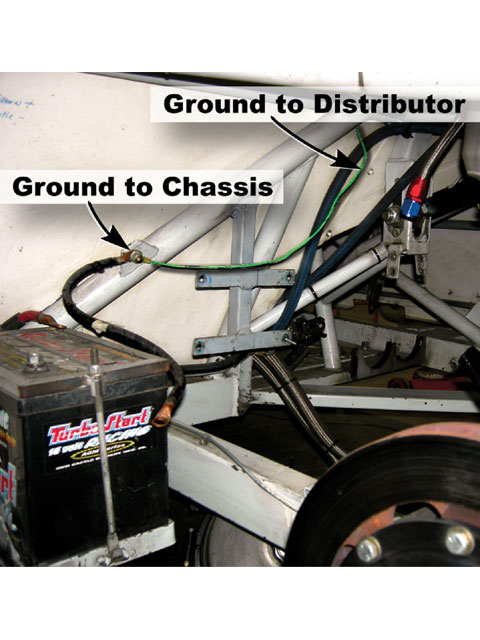 race car wiring - street stock wiring 101