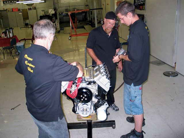 Upon inspecting the Mopar Engines West entry, it was apparent that a combination of good parts, professional machining and assembly techniques, and concentration on incremental gains in multiple areas were responsible for the huge power numbers exhibited by this engine.