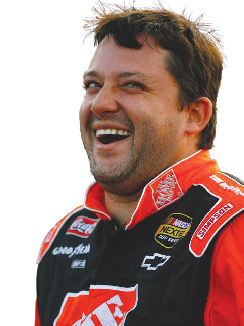 Tony Stewart is one of several USAC champions who have found success in NASCAR's Nextel Cup Series. Courtesy of NASCAR