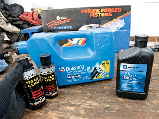 There are several different types of engine oils, including several diesel oils, that contain higher levels of zinc and offer better protection for flat-tappet lifters and cam lobes. The choice will come down to price and performance, with the diesel and racing oils being the best choice in terms of cost versus performance.