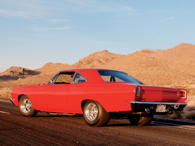 1969 Plymouth Road Runner Hot Rod Network