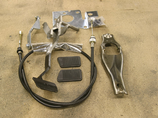 1967 Ford Mustang Engine Swap